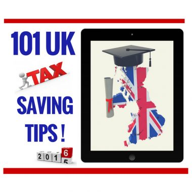 101 UK Tax Saving Tips Image