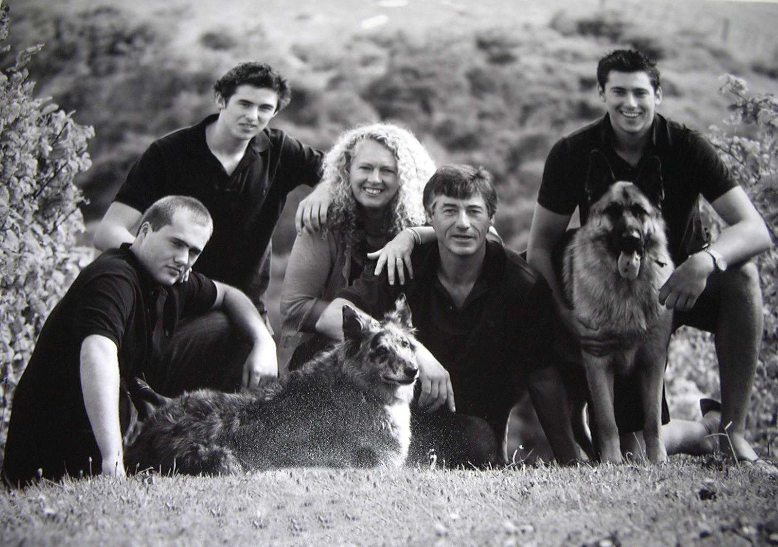 The Ross Family