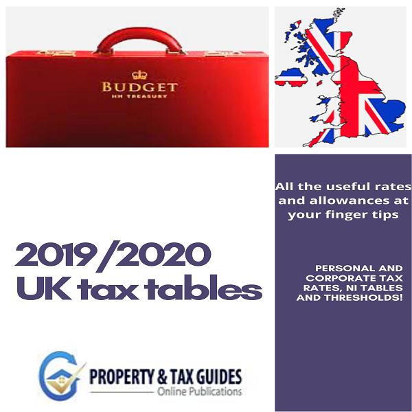Tax Tables