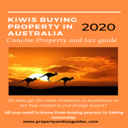 Product image Kiwis buying property in Australia