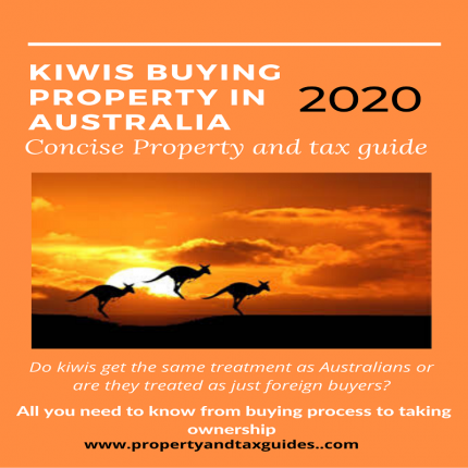 Product image Kiwis buying property in Australia
