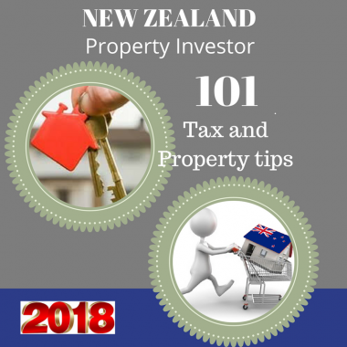 NZ 101 Property and Tax Tips