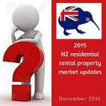 NZ residential property rental market 2015