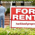 Auckland rents ready to hit $500?